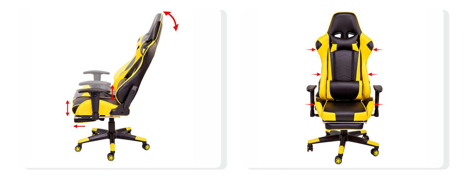 Кресло для геймеров Racer