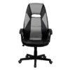 Кресло, офисный вариант Aero Dark фото