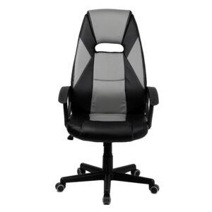 Кресло, офисный вариант Aero Dark