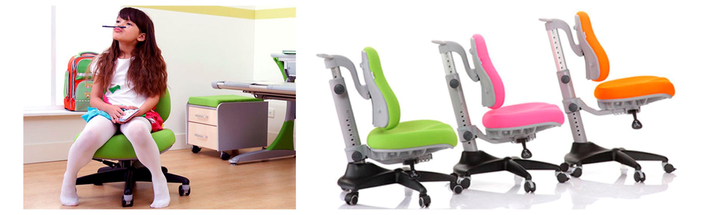 Ортопедические кресла Match для детей